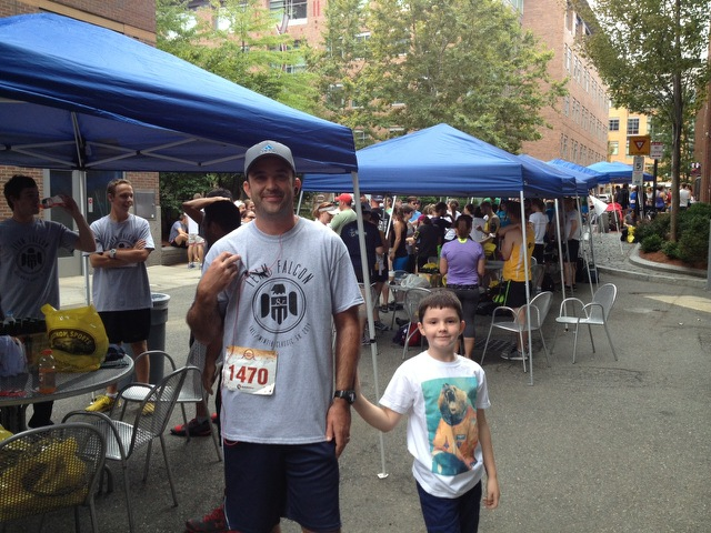 Casey Movers Fall Classic 5K Road Race